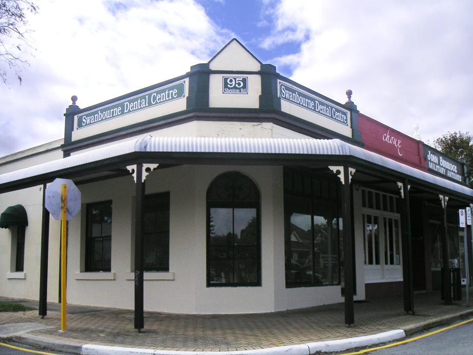 Swanbourne Dental Centre Bldg Front